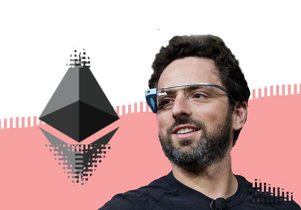 Сергей Брин занялся добычей Ethereum