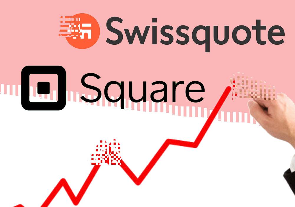 Square и Swissquote заявили о росте криптоприбыли