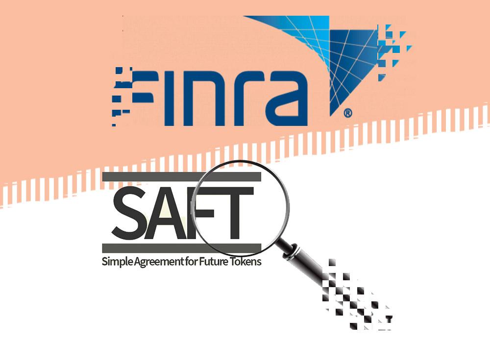 FINRA выпустила предупреждение касательно SAFT