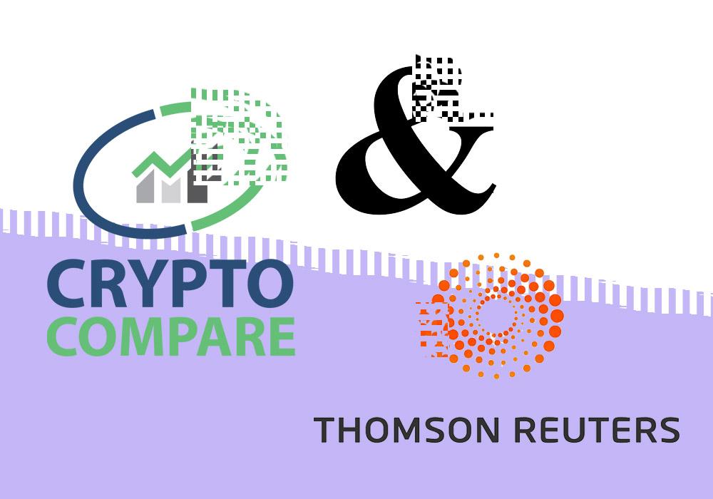 Thomson Reuters будет отслеживать 50 криптовалютных активов